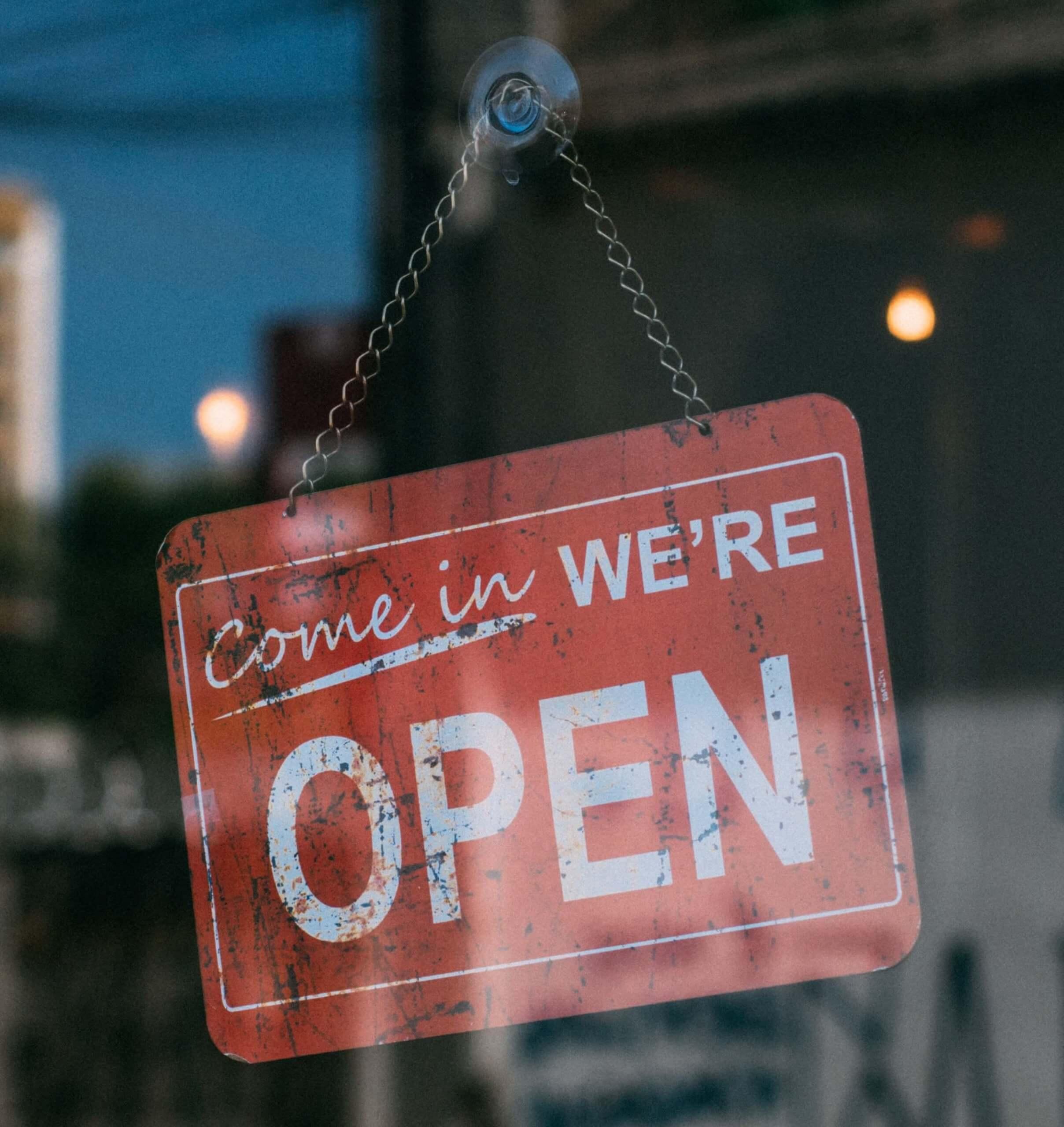 Packington Free Range Open For Business