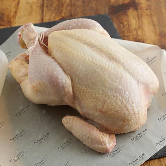 Treat yourself to an award-winning cockerel this Christmas